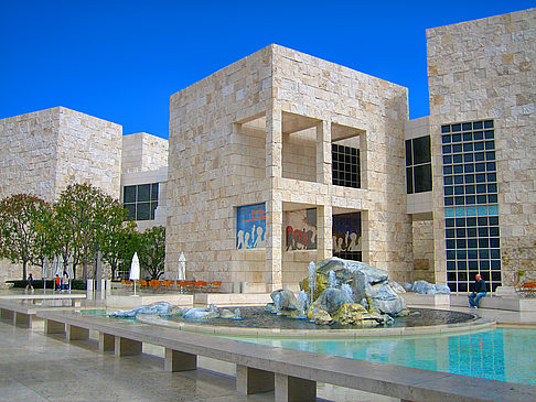 Foto Getty Center