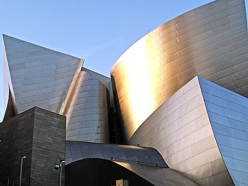 Walt Disney Concert Hall Fotos