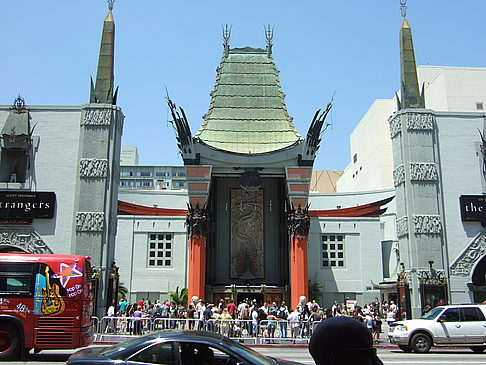 Grauman's Chinese Theatre Fotos