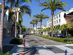 Rodeo Drive Foto Los Angeles